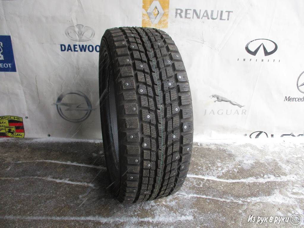 Шины 195 55 15 89T Dunlop SP Winter Ice 01