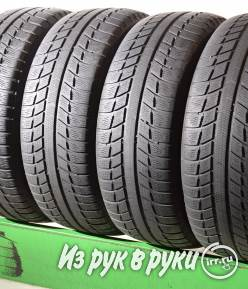 Шины Michelin Primacy Alpin PA3 215/55/16 бу