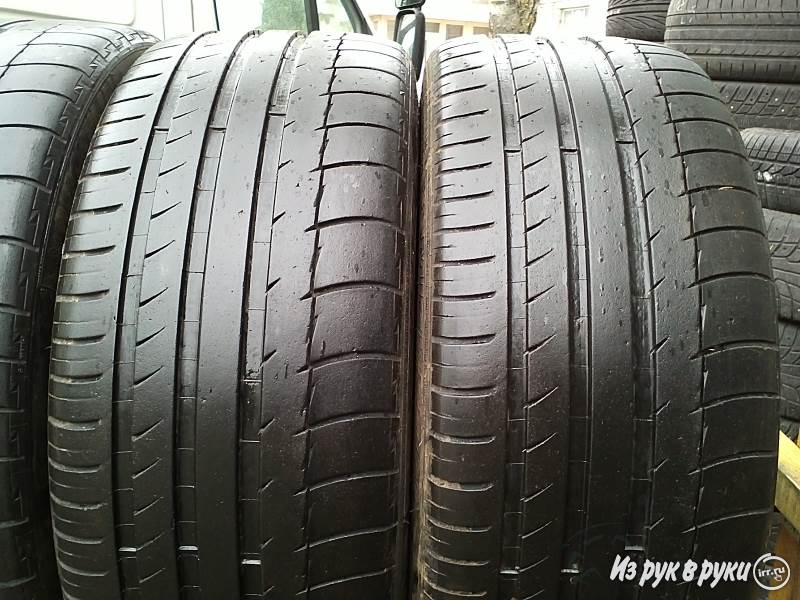 Шины Michelin Pilot Sport PS2 295/30/19 бу