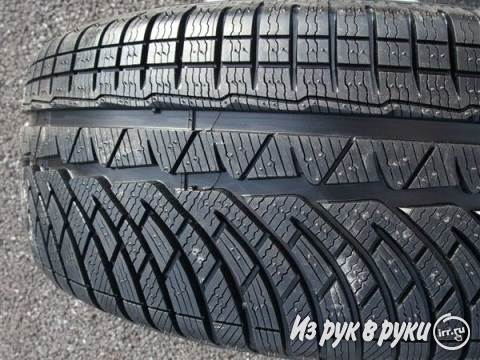 Шины Michelin Pilot Alpin PA4 235/45/18 бу