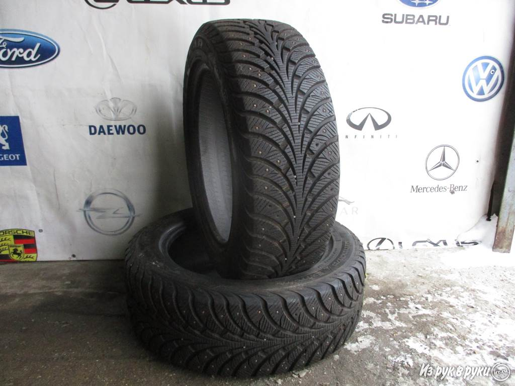 Шины 215 55 17 94T Goodyear Ultra Grip Extreme