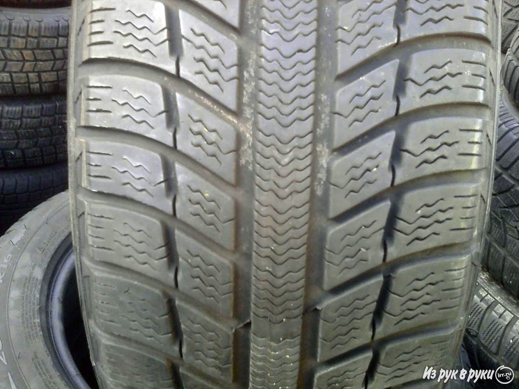 Шины Michelin Primacy Alpin PA3 225/45/17RF бу