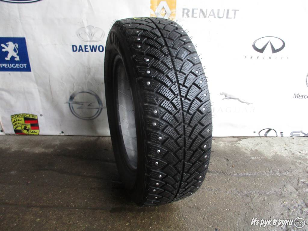 Шины 195 65 15 95Q BFGoodrich g-Force Stud