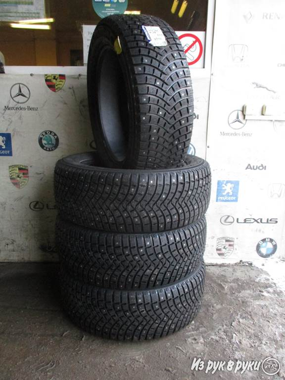 Продажа Шины 255 55 20 110T Michelin Latitude X-Ice North LXIN2+