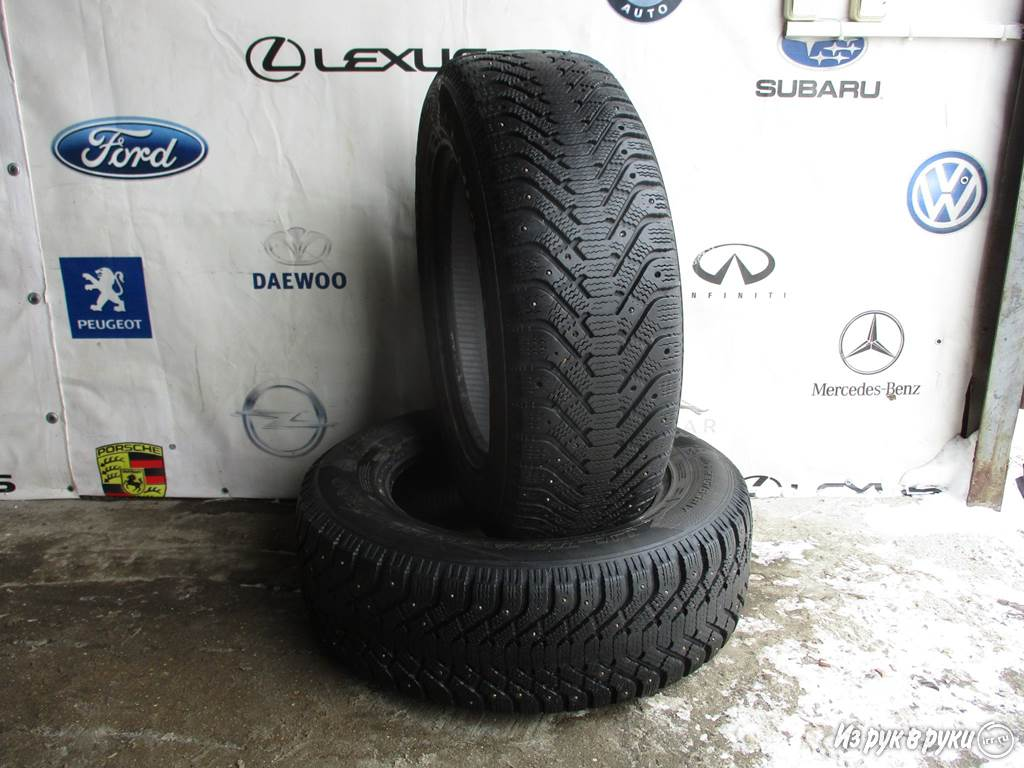 Шины 235 65 17 108T Goodyear Ultra Grip 500