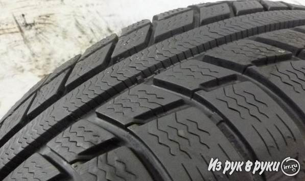 Шины Michelin Primacy Alpin PA3 225/45/17 бу